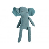 Sebra: Knitted Soft Toy - Elephant TRUSTY