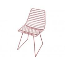 Sebra Me-Sit metal chair S vintage rose