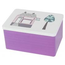 Sebra metal storage box Village Girl