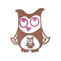 Sebra mobile owl