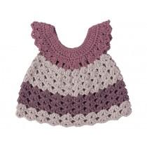 Sebra: Dolls Dress - pastel lilac