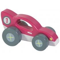 Sebra racer car red