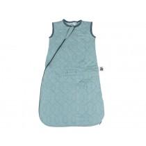 Sebra sleeping bag quilted blue