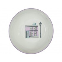 Sebra melamine bowl village girl