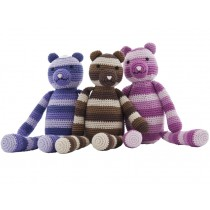 Sebra teddy bear for girls