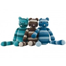Sebra teddy bear for boys