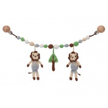 Sindibaba Stroller Chain LIONS