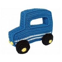 Sindibaba jeep-shaped grasp toy blue