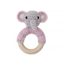 Sindibaba rattle ring elephant JUMBA