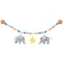 Sindibaba stroller chain elephant JUMBO