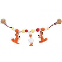 Sindibaba stroller chain fox