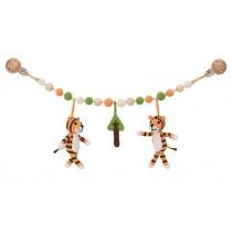 Sindibaba stroller chain tiger TONY