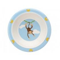 Sindibaba melamine bowl MONKEY