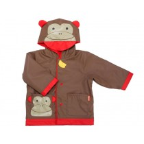 Skip Hop raincoat Monkey
