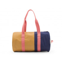 Sticky Lemon Duffle Bag VERTICAL caramel