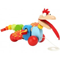 Pull-along toy DRAGON MERLIN