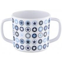 Smallstuff cup handles blue star
