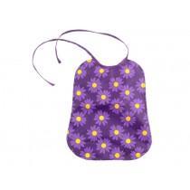 Smallstuff Bib DAISY purple