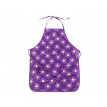 Smallstuff Apron DAISY purple