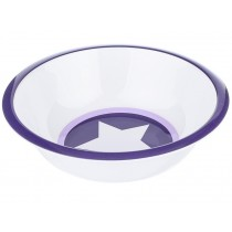 Smallstuff bowl lavender star