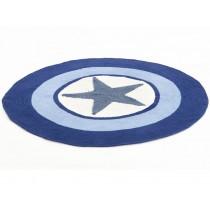 Smallstuff carpet denim star
