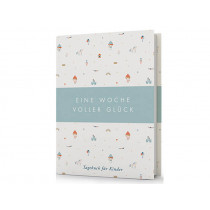 A week full of happiness - The first diary for children that makes your child happy (mint)