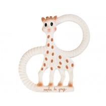 Sophie the giraffe teething ring