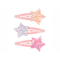 Souza 3 Hair Clips LYSE Stars