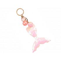 Souza Key Chain Mermaid PINK Zelia