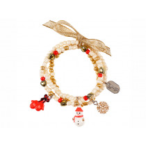 Souza Bracelet KALINKA Winter red