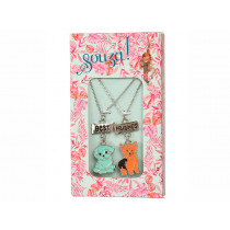 Souza Best Friends Necklace Set DOGS Svea
