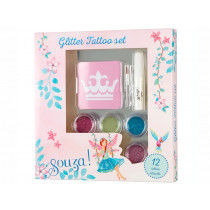 Souza Glitter Tattoo Set JUNGLE