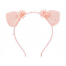 Souza Alice Band CAT EARS Pink