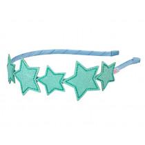 Souza Headband AGATHE stars green