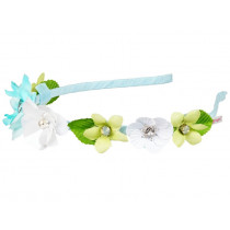 Souza Hair Band MARJOLEIJN with Blossoms
