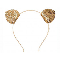 Souza Alice Band CAT EARS Gold