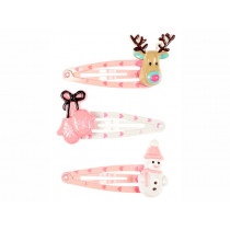 Souza Hair Clips WINTER Paulina Pink
