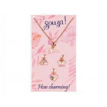 Souza Charm Necklace Set MIRACLES