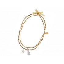 Souza 2 Necklace Set LIAN gold