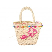 Souza Raffia Bag for Kids JANINE small