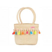 Souza Raffia Bag for Kids EVE natural
