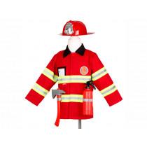 Souza Costume FIREFIGHTER (4-7 yrs.)
