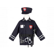 Souza Costume POLICE OFFICER (4-7 yrs.)