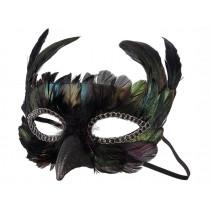 Souza Costume Mask CROW