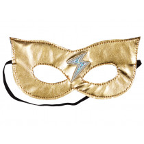 Souza Costume Mask SUPERHERO gold