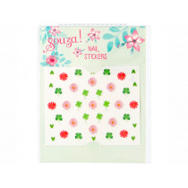 Souza Nail Stickers FOUR LEAF CLOVER