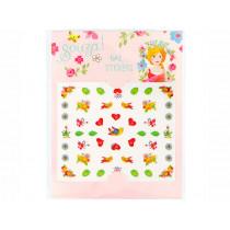 Souza Nail Stickers BIRDS & FLOWERS
