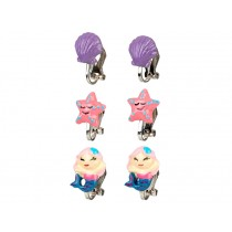 Souza Ear Clips MERMAID
