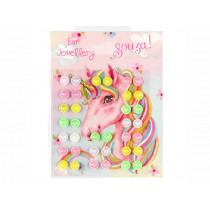 Souza Ear Stickers UNICORN Dots
