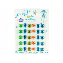 Souza Ear Stickers MERMAID Jewels